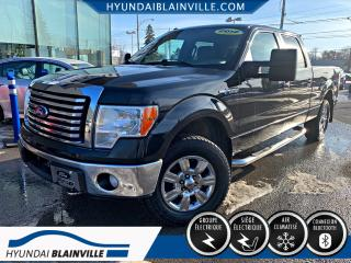 Used 2012 Ford F-150 XLT, XTR, SUPER CREW 4X4 for sale in Blainville, QC