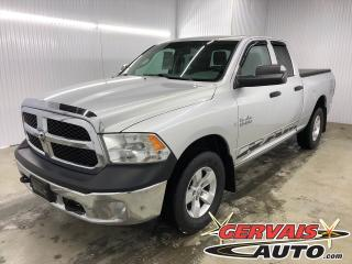 Used 2013 RAM 1500 SXT 4x4 V6 3.6 MAGS for sale in Shawinigan, QC