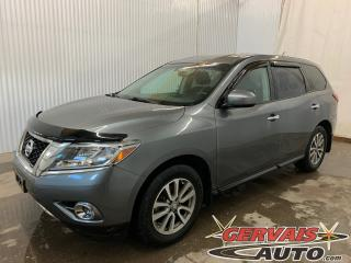 Used 2015 Nissan Pathfinder 4WD V6 Mags A/C for sale in Trois-Rivières, QC