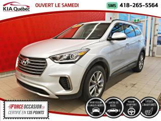 Used 2018 Hyundai Santa Fe XL PREMIUM* AWD* CAMERA* SIEGES CHAUFFANTS* for sale in Québec, QC