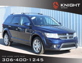 New 2019 Dodge Journey GT AWD | 3.6L V6 | Leather Heated Seats | Sunroof | DVD | NAV | Remote Start | Back-up Camera for sale in Weyburn, SK