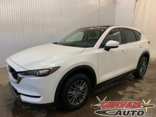 Used 2017 Mazda CX-5 GX AWD GPS MAGS CAMÉRA DE RECUL BLUETOOTH *Bas Kilométrage* for sale in Trois-Rivières, QC