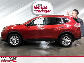 Used 2016 Nissan Rogue SV AWD ***48 500 KM*** for sale in Beauport, QC