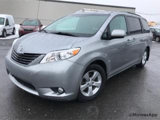 Used 2012 Toyota Sienna 5 portes V6 CE 7 places Traction avant for sale in Drummondville, QC