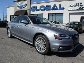 Used 2016 Audi A4 2.0T Komfort Plus Quattro 8sp Tiptronic for sale in Ottawa, ON