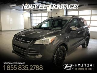 Used 2016 Ford Escape SE 4WD + GARANTIE + NAVI + CAMERA + MAGS for sale in Drummondville, QC