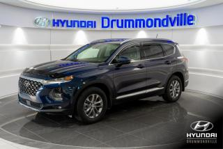 Used 2020 Hyundai Santa Fe ESSENTIAL AWD + GARANTIE + SAFETY PACK for sale in Drummondville, QC