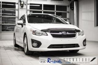Used 2013 Subaru Impreza 2.0L Touring chez Rimouski Hyundai for sale in Rimouski, QC