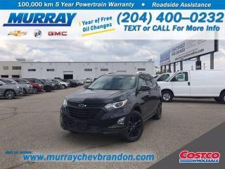 New 2020 Chevrolet Equinox LT for sale in Brandon, MB