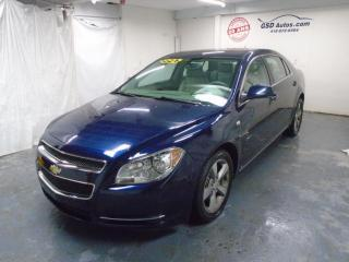 Used 2008 Chevrolet Malibu 2LT for sale in Ancienne Lorette, QC