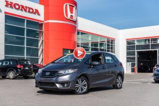 Used 2015 Honda Fit GARANTIE LALLIER HONDA MOTOPROPULSEUR 10 ANS OU 20 PREMIER VERSEMENT DANS 90 JOURS* for sale in Terrebonne, QC