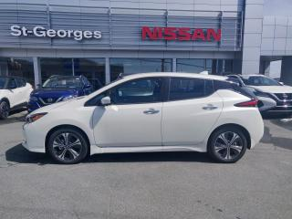 Used 2020 Nissan Leaf SV PLUS à hayon for sale in St-Georges, QC