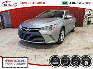 Used 2017 Toyota Camry LE *CAMÉRA DE RECUL *SIEGES CHAUFFANTS for sale in Québec, QC
