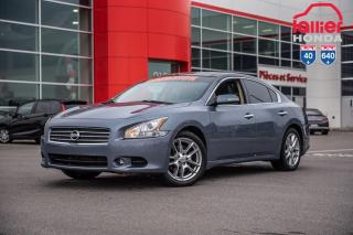 Used 2011 Nissan Maxima 3.5 SV/GARANTIE PROLONGEE DISPONIBLE* P4912A TQ  BLEU for sale in Terrebonne, QC