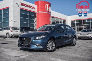 Used 2017 Mazda MAZDA3 GS/GARANTIE 1 AN /20000 KILOS DISPONIBLE* 02341A BLEU for sale in Terrebonne, QC