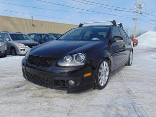 Used 2010 Volkswagen Jetta Modele  Wolfsburg 4 portes 2.0T TSI manu for sale in St-Eustache, QC