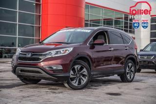 Used 2016 Honda CR-V GARANTIE LALLIER MOTO-PROPULSEUR 10ANS/200,000 KIL PRES DE 50 CRV USAGES POUR TOUS LES BUDGETS for sale in Terrebonne, QC