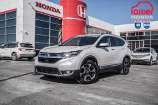 Used 2017 Honda CR-V GARANTIE LALLIER MOTO-PROPULSEUR 10ANS/200,000 KIL P4980  BLANC for sale in Terrebonne, QC