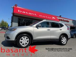 Used 2016 Nissan Rogue S-AWD for sale in Surrey, BC