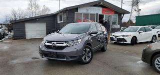 Used 2018 Honda CR-V LX AWD for sale in Burlington, ON