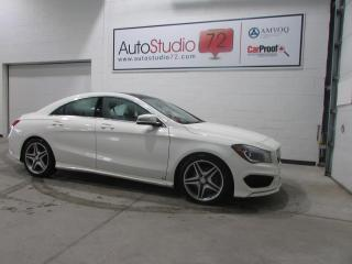 Used 2014 Mercedes-Benz CLA-Class CLA250**AWD**CUIR**TOIT for sale in Mirabel, QC