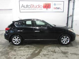 Used 2010 Infiniti EX35 AWD**TOIT**MAGS**CUIR for sale in Mirabel, QC
