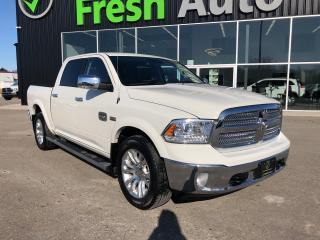 Used 2016 RAM 1500 4WD Crew Cab 140.5  Longhorn, One Owner for sale in Ingersoll, ON