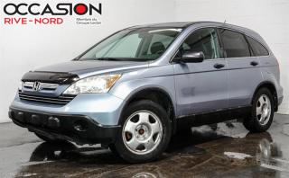 Used 2008 Honda CR-V 4WD  EX 8 pneus-roues for sale in Boisbriand, QC