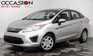 Used 2013 Ford Fiesta SE SIEGES.CHAUFFANTS+A/C+BLUETOOTH for sale in Boisbriand, QC