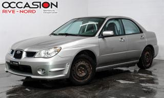 Used 2007 Subaru Impreza 4x4 Manuel full+toit+++ for sale in Boisbriand, QC