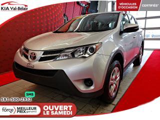 Used 2014 Toyota RAV4 *LE*CECI EST UN 2015* for sale in Québec, QC