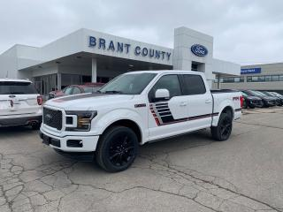 New 2020 Ford F-150 4x4 for sale in Brantford, ON