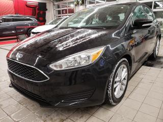 Used 2017 Ford Focus *SE*VOLANT/SIÈGES CHAUFF*AIR*CRUISE* for sale in Québec, QC