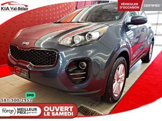 Used 2018 Kia Sportage *LX*CECI EST  UN 2019* for sale in Québec, QC