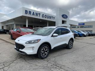 New 2020 Ford Escape SEL for sale in Brantford, ON
