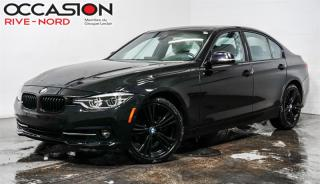 Used 2016 BMW 3 Series 328i xDrive NAVI+CUIR+TOIT.OUVRANT for sale in Boisbriand, QC