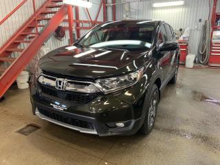 Used 2017 Honda CR-V Traction intégrale 5 portes EX-L for sale in Rivière-Du-Loup, QC