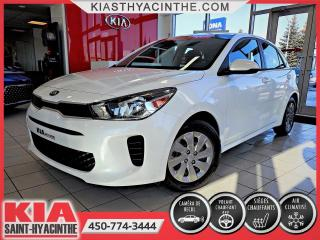 Used 2019 Kia Rio5 LX+ * CAMÉRA DE RECUL / BLUETOOTH for sale in St-Hyacinthe, QC