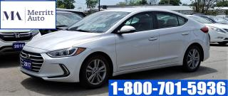 Used 2017 Hyundai Elantra SE | 1 OWNER| BACKUP CAMERA| HANDS FREE CONNECT for sale in London, ON