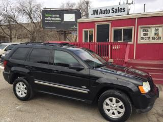 Used 2008 Jeep Grand Cherokee LAREDO DIESEL for sale in Toronto, ON