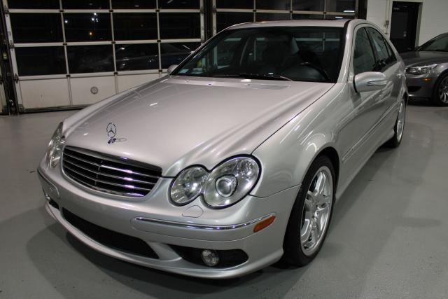 2005 Mercedes-Benz C-Class 5.5L AMG Sport