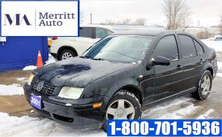 Used 2001 Volkswagen Jetta GLS |SELLING AS IS! | RUNS & DRIVES for sale in London, ON