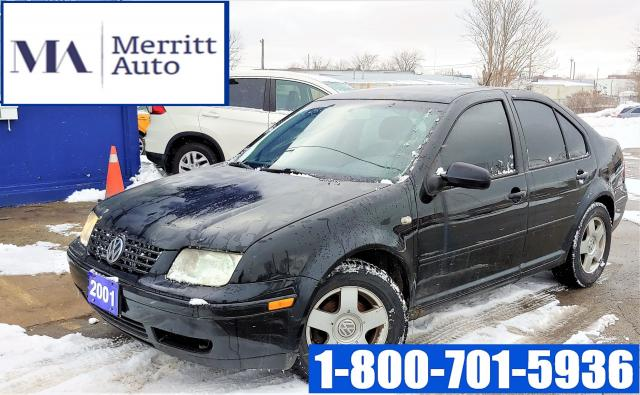 2001 Volkswagen Jetta GLS |SELLING AS IS! | RUNS & DRIVES