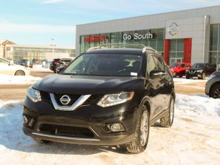 Used 2014 Nissan Rogue SL 4dr AWD Sport Utility for sale in Edmonton, AB