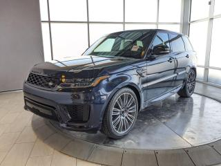 New 2020 Land Rover Range Rover Sport 90 DAYS NO PAYMENTS! for sale in Edmonton, AB