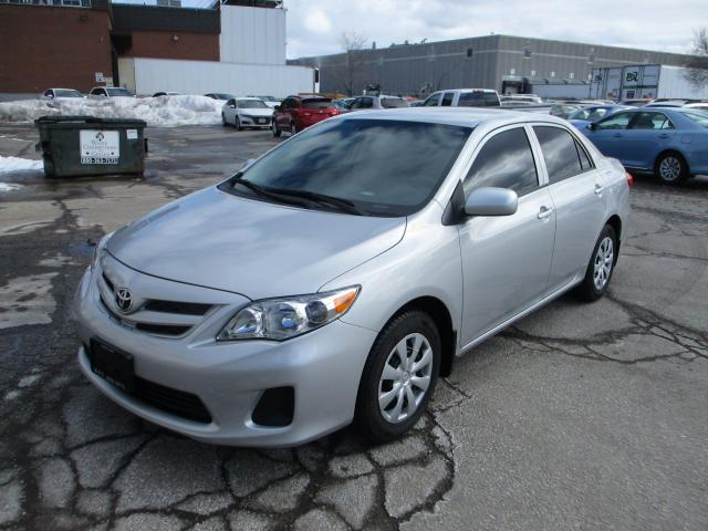 2013 Toyota Corolla CE~POWER WINDOWS~BLUETOOTH~HEATED SEATS~LOW KM'S!