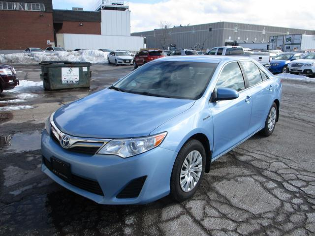 2012 Toyota Camry LE~HYBRID~CERTIFIED!!!