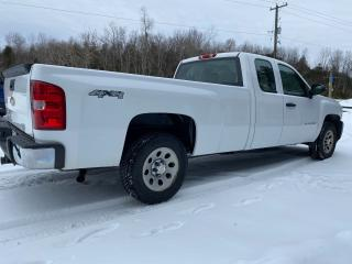 Used 2013 Chevrolet Silverado 1500 4WD EXTENDED  CAB WT for sale in Caledon East, ON