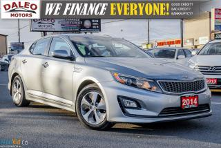 Used 2014 Kia Optima LX | HYBRID | BACK UP CAM | HEATED SEATS | for sale in Hamilton, ON
