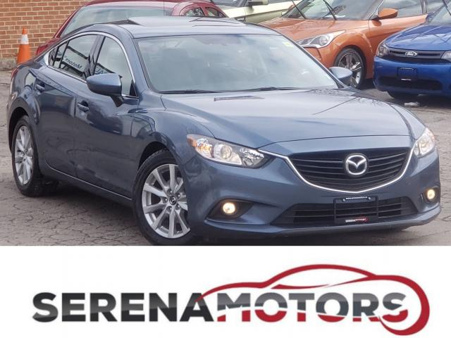 2014 Mazda MAZDA6 GS | MANUAL | FULLY LOADED | NO ACCIDENTS | LOW KM